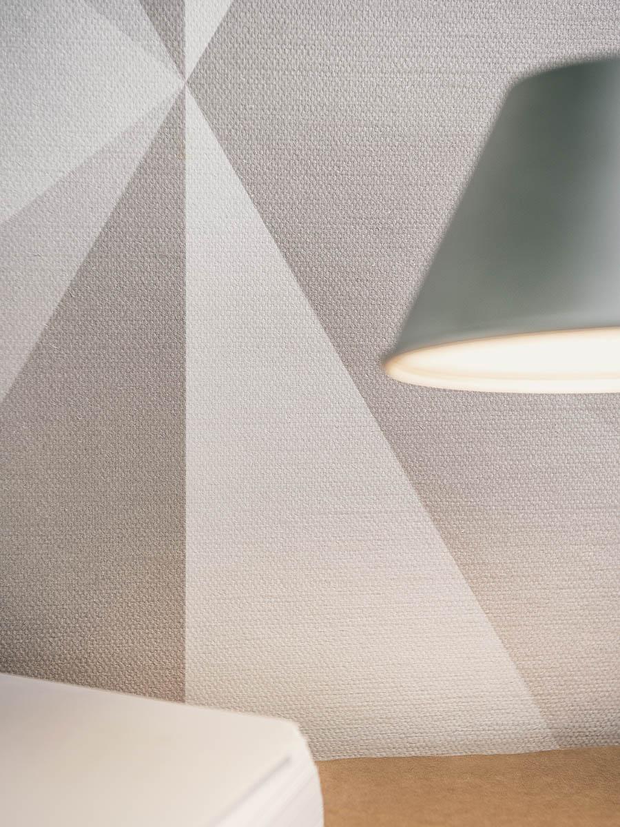 carta da parati origami