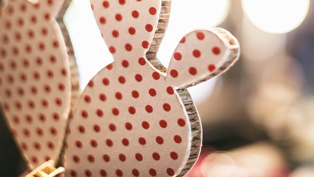 regali di natale in cartone alveolare