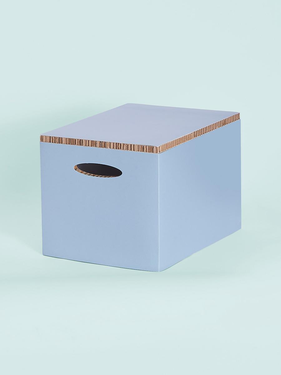 scatola in cartone alveolare