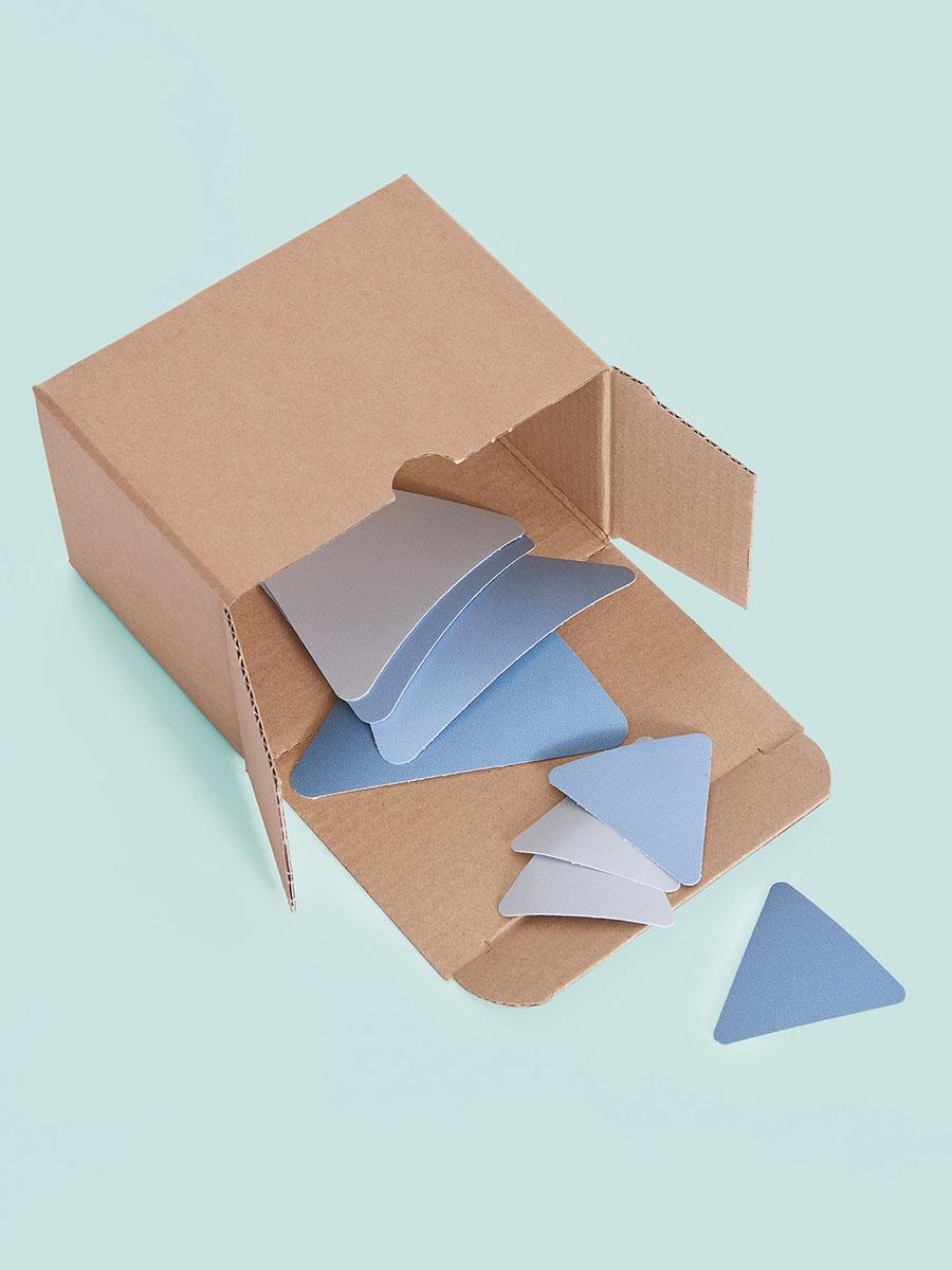 stickers triangoli