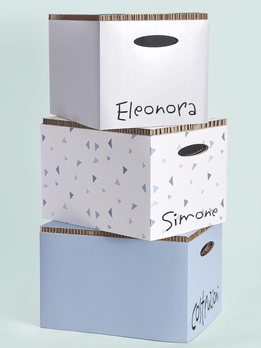scatole in cartone alveolare